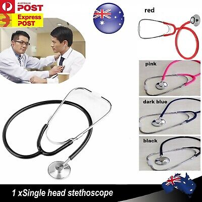 Professional Stethoscope Dual Head Doctor Nurse Vet Student Home HealthWork
