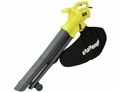Challenge yt6201-12 Corded Leaf Blower and Vac 2600W  * USED ITEM *