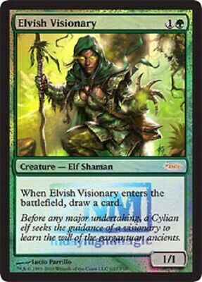 4 x NM Elvish Rejuvenator FNM 2018 Foil ~ Magic Promos ~ MTG Magic