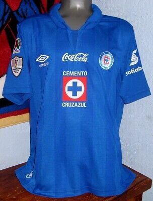 4dd99cf0e CRUZ AZUL CHACO GIMENEZ 10 Under Armour New W Tags Small Jersey ...