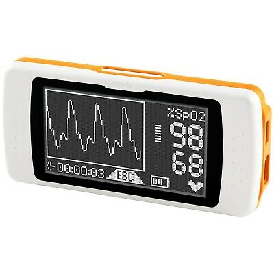Spirodoc Oxi 3D Oximeter - MIR- positional oximetry sleep diagnostic device