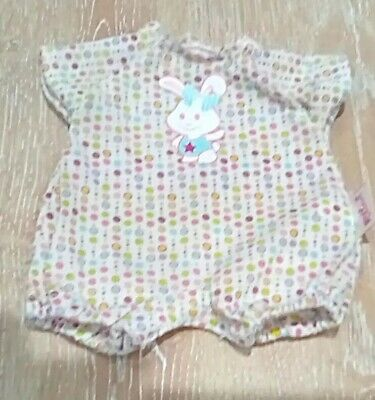 Baby Born Dolls Clothes body suits