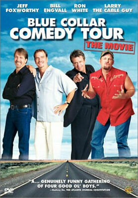 Blue Collar Comedy Tour: The Movie (DVD, 2003, Snap-case) - Disc Only