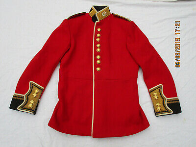 1 Coldstream Guards,Tunic Officer,Major,rote Garde Jacke,Palastwache,England