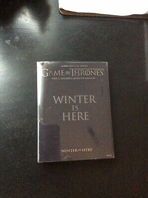 Game of Thrones Season 7 DVD ( 4 Discs)