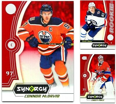 2018-19 UD Synergy Red BASE & ROOKIES **** PICK YOUR CARD **** From The LIST