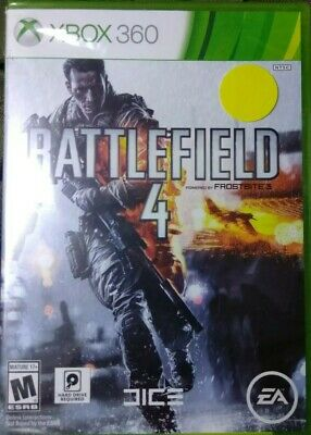 Battlefield 4 Xbox 360 [Brand New Sealed]