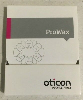 Oticon ProWax wax guards