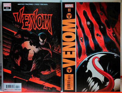 VENOM (2018) #11 NM DAVE GIBBONS WATCHMEN VARIANT SET Marvel Comics DONNY CATES