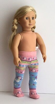 Fits American Girl, Our Generation Gotz 18 inch 46cm Doll Clothes Mermaid Tights