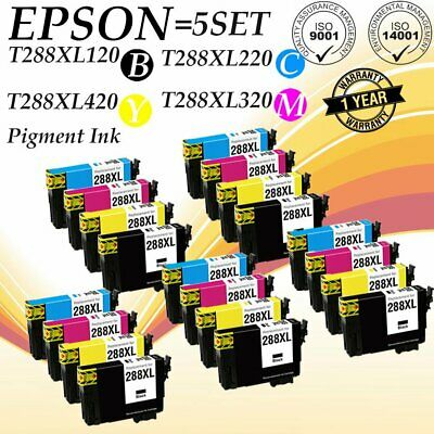 20PACK CMYK T288XL120/220/320/420 Ink For Epson Expression XP-330/430/434/440