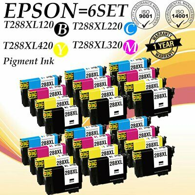 24PK T288XL120/220/320/420 Ink Cartridge For Epson Expression XP-330/430/434/440