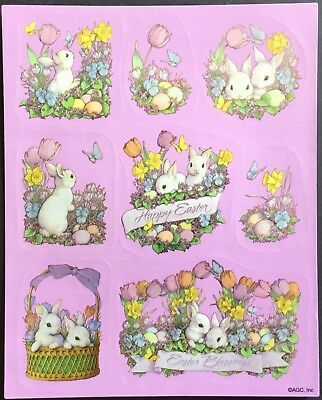 Vintage Stickers - American Greetings - Easter - Mint Condition!!