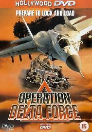 Operation Delta Force [DVD], DVD, Good, FREE & Fast Delivery