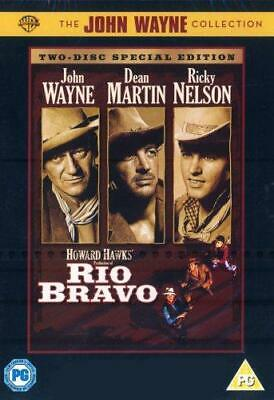 Rio Bravo (2 Disc Special Edition) [1959] [DVD], Very Good DVD, ,