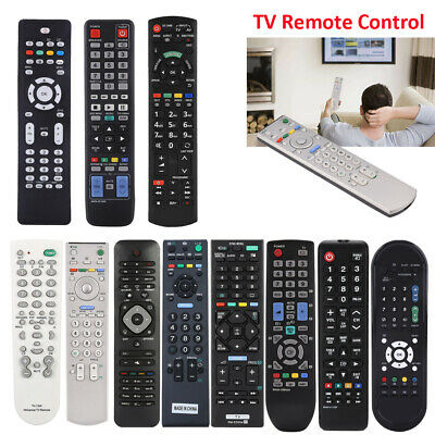 Smart TV Remote Control Replacement For Samsung LG Sharp Sony Philips Toshiba