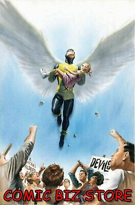 Marvels Annotated #2 (Of 4) (2019) 1St Print Alex Ross Virgin Variant ($7.99)