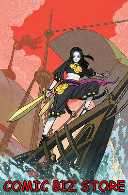 Age Of Conan Belit #1 (Of 5) (2019) 1St Print Scarce 1:10 Afu Chan Variant Cover