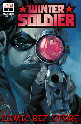 Winter Soldier #4 (Of 5) (2019) 1St Printing Bagged & Boarded Marvel Comics