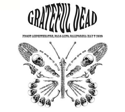 GRATEFUL DEAD  - Frost Amphitheatre, Palo Alto, California May 7 1989 (2CD)