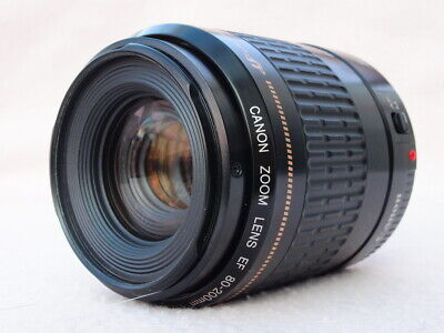 CANON 80-200mm 1:4.5-5.6 ZOOM LENS FITS EOS, EF, DIGITAL MODELS – NICE!