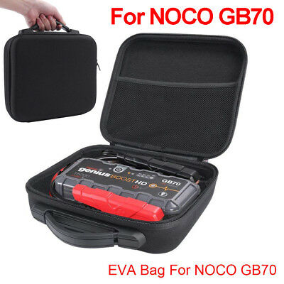 Carry Case Bag for NOCO Boost HD GB70 Jump Starter Jumper Pack Portable