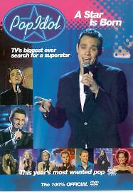 Pop Idol: A Star Is Born [DVD], DVD, Acceptable, FREE & Fast Delivery