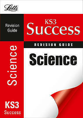 Letts Key Stage 3 Success - Science: Revision Guide by Emma Poole, Hannah Kingst