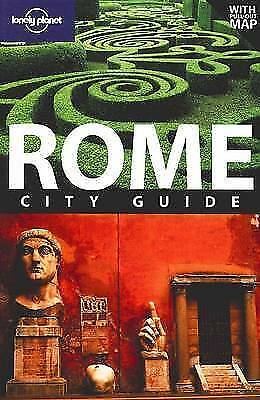Rome: City Guide (Lonely Planet City Guides) by Duncan Garwood, Paperback Book,