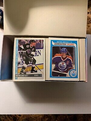 1992-93 O-Pee-Chee Hockey Complete Set 25th Ann. 1992 OPC OPeeChee NM-Mint Plus