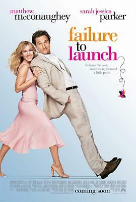 Failure To Launch | $1.39 DVD | $4.00 Flat Rate Shipping