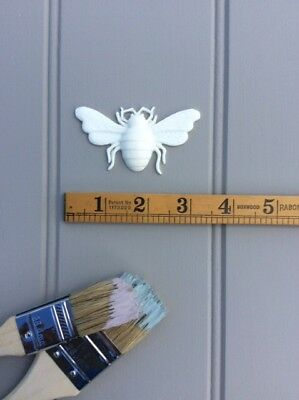 Shabby Chic French Bee/Manchester Bee Furniture Moulding Onlay/Appliqué/Craft