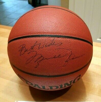 huge selection of 53c80 0dabe Michael Jordan Rare Autograph Signed Jsa Auto Ball Inscribed Best Wishes  Not Uda