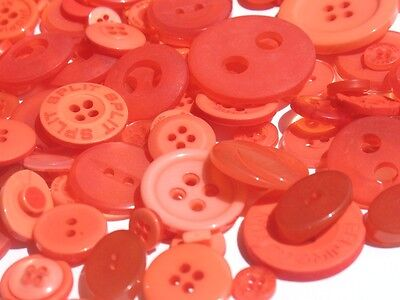 Mandarin Orange - Button Selection