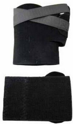 Allsport Dynamics OH2 Speed Replacement Straps Black MD