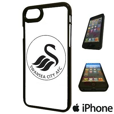 SWANSEA CITY AFC FOOTBALL CLUB PHONE COVER CASE APPLE iPhone CPC-SWAFC001