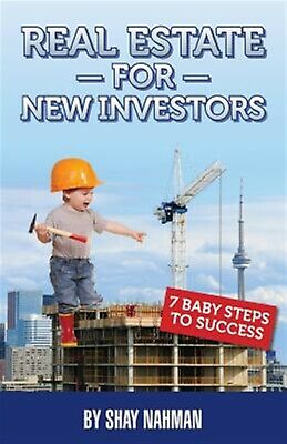 Real Estate for New Investors by Nahman, Shay -Paperback