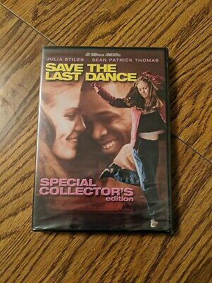 New Sealed Save The Last Dance Special Collectors Edition DVD