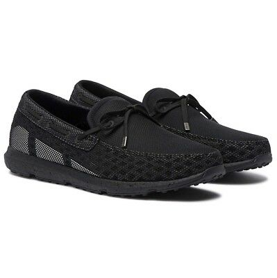 9362a652ced SWIMS BREEZE PENNY Loafer Black White Mens Size 9 Medium NEW ...