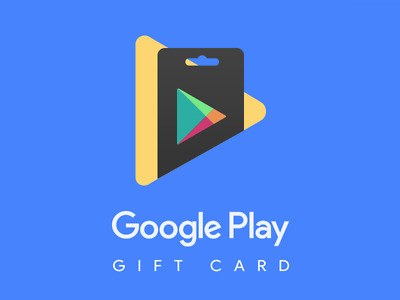 Google Play Gift Card US ( UPS FREE Delivery )
