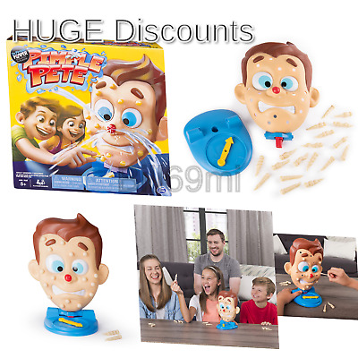 Pimple Pete Game Presented By Dr Pimple Popper Explosive