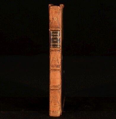 1809 The Four Slaves of CYTHERA Robert Bland First edition