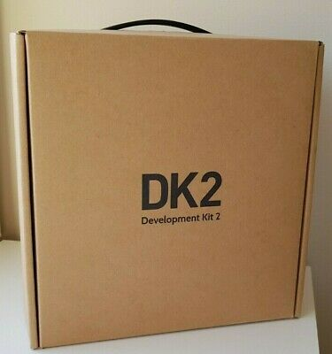 Oculus Rift Development Kit 2 (DK2) in Retail Box with all original accessories