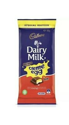 Cadbury Creme Egg Block - Special Edition 180grams