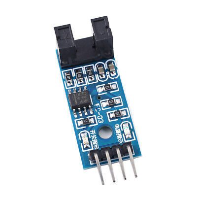 SLOT-TYPE OPTOCOUPLER MODULE Speed Measuring Sensor for Arduino 3 3V