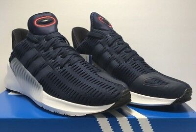 newest collection 68dd0 4879b Adidas Mens Size 8 Originals ClimaCool 02/17 Collegiate Navy Athletic Shoes  New