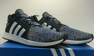 e9b2a215349 Adidas Mens Size 12 Originals X PLR Casual Shoes B37437 Dark Blue White  Black