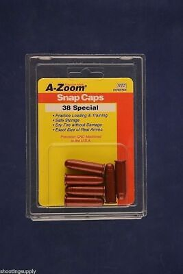 A-Zoom Snap Caps for 38 Special 357 Magnum azoom #16118