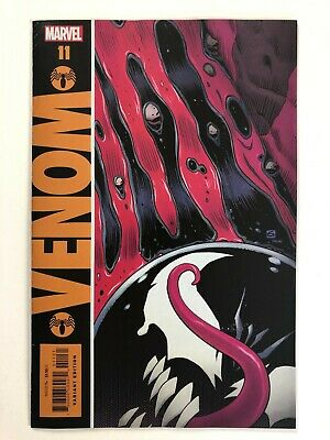Venom #11 Dave Gibbons Watchmen Homage Cover (February 2019, Marvel Comics)