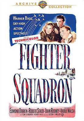 Fighter Squadron [Very Good DVD] Manufactured On Demand, Full Frame, Mono Sound